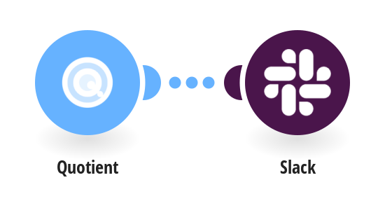 Send a notification about viewed quote in Quotient to Slack