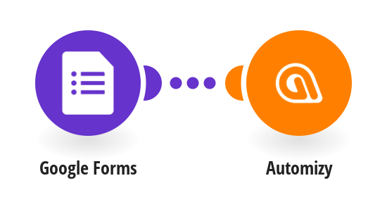 Create a new contact in Automizy from a new response in Google Forms