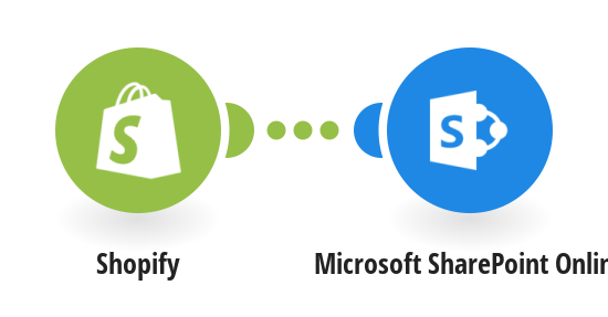 Create a new Shopify item in Microsoft SharePoint Online