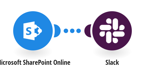 Send a notification about new page in Microsoft SharePoint Online to Slack