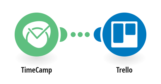 Add new TimeCamp tasks as new Trello cards