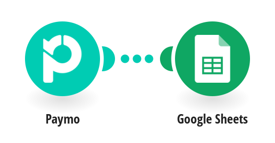 Add rows to a Google Sheet from new Paymo tasks