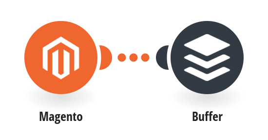 Buffer Magento products
