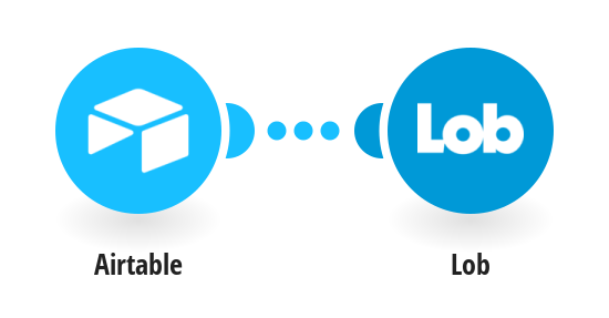 Send postcards with Lob from Airtable records