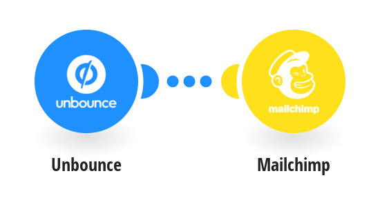Add Mailchimp subscribers from Unbounce form submissions