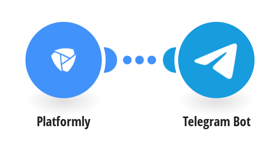 Send Telegram messages for new Platformly contacts