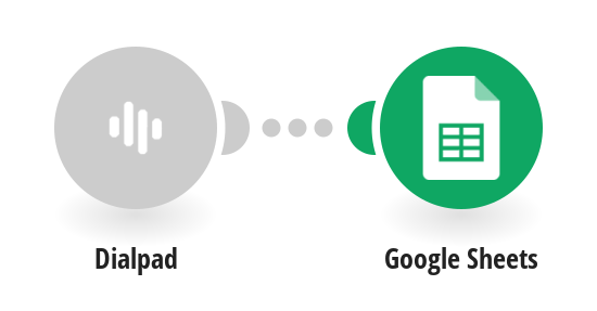 Keep track of every Dialpad call in Google Sheets