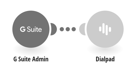 Create Dialpad accounts for new G Suite users