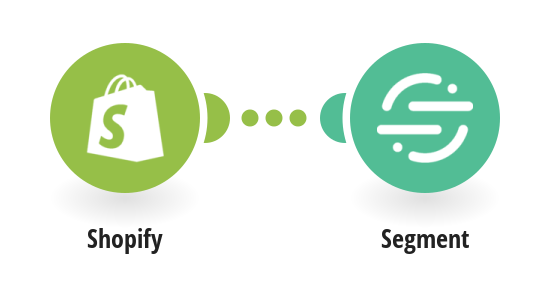 Identify users in Segment from Shopify orders