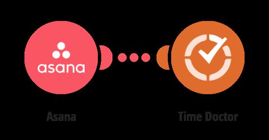 Create Time Doctor tasks from Asana tasks