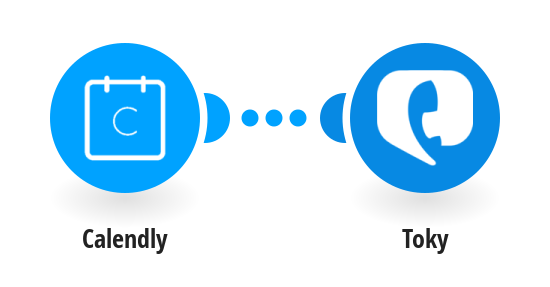 Send an SMS with Toky when a Calendly event is rescheduled