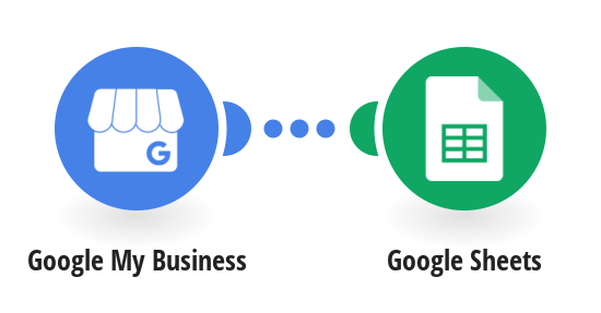 Export Google My Business reviews to Google Sheets