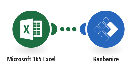 Create Kanbanize tasks for new Excel 365 rows