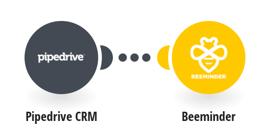 Create a Beeminder datapoint for new Pipedrive CRM deals