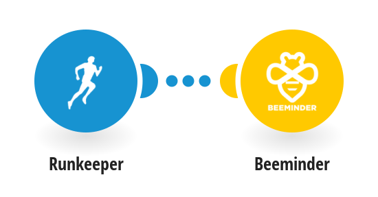 Create a Beeminder datapoint for new Runkeeper activities