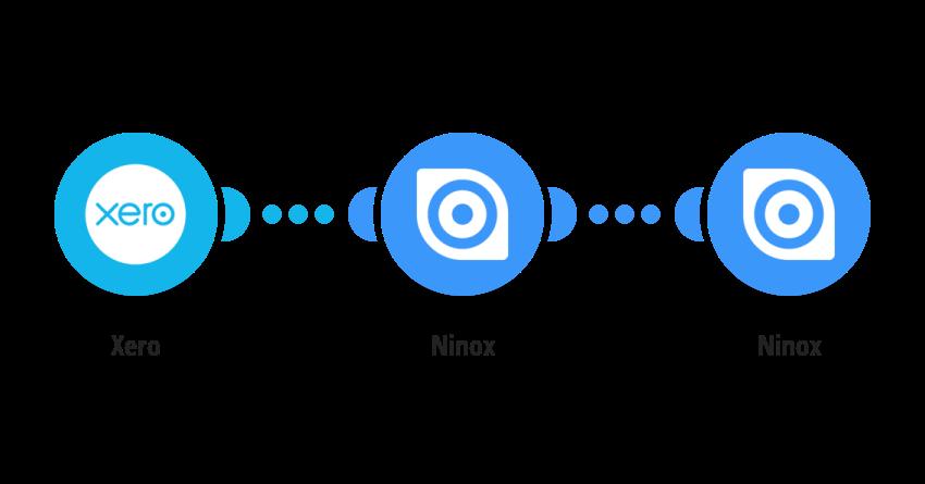 Xero to Ninox Paid Invoices Integration