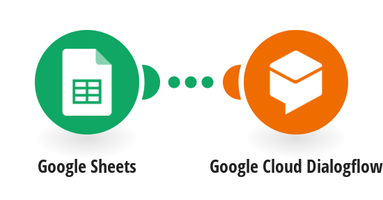 Create Dialogflow entities from new Google Sheets rows