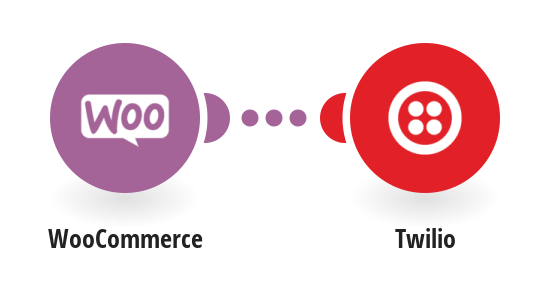 Send Twilio SMS messages for new WooCommerce orders