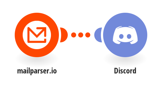 Post a Discord message for new Mailparser.io emails