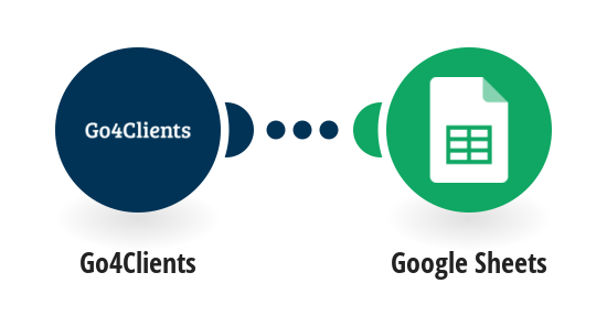 Add Go4Clients SMS messages from Google Sheets new rows