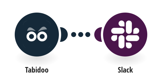 Create Slack messages from new Tabidoo records