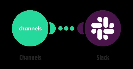 Send Slack messages for Channels missed calls