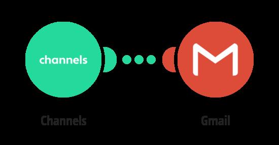 Send emails for Channels missed calls