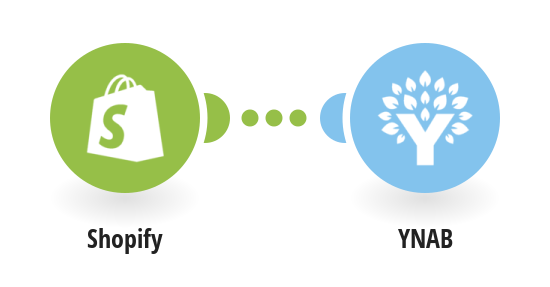 Create YNAB transactions from Shopify orders