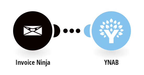 Create YNAB transactions from Invoice Ninja invoices