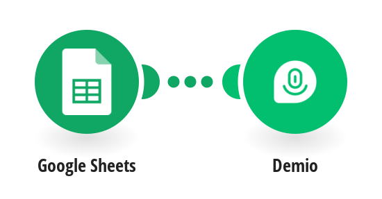 Create Demio registration for an event from Google Sheets