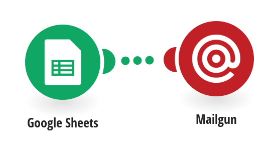 Remove new email addresses added to a Google Sheet spreadsheet from your Mailgun mailing list