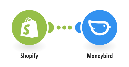 Create Moneybird sales invoices from Shopify orders