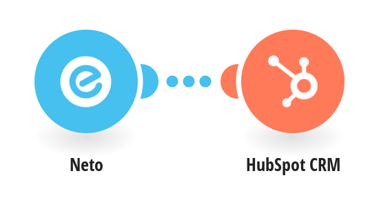 Create HubSpot CRM contacts from Neto new customers