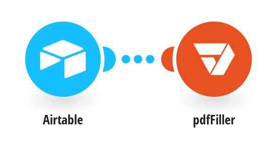 Create pdfFiller documents from new Airtable records
