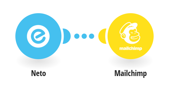 Create Mailchimp subscribers from Neto customers
