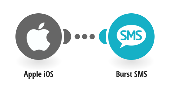 Create Burst SMS contacts from Apple contacts