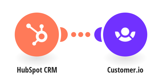 Create Customer.io customers from HubSpot CRM contacts