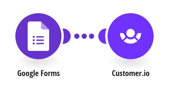 Create Customer.io customers from Google Forms responses