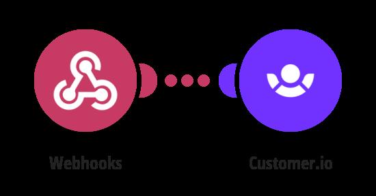 Create Customer.io customers from Custom Webhooks