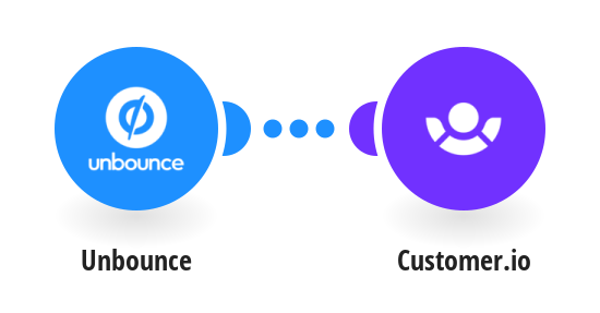 Create Customer.io customers from Unbounce form submissions