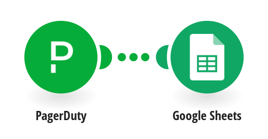 Add rows to a Google Sheet from PagerDuty incidents