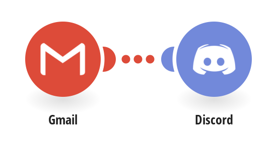 Post Discord messages for new Gmail emails