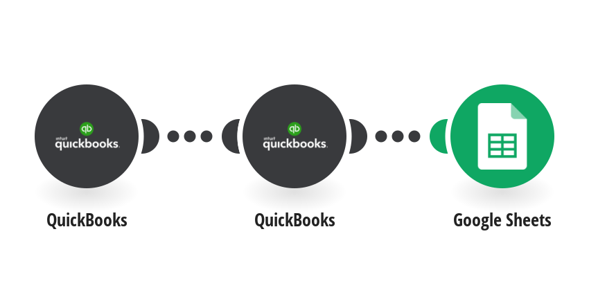 Save new QuickBooks customers to a Google Sheets spreadsheet