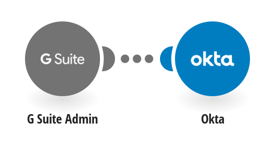 Create Okta accounts for new G Suite users