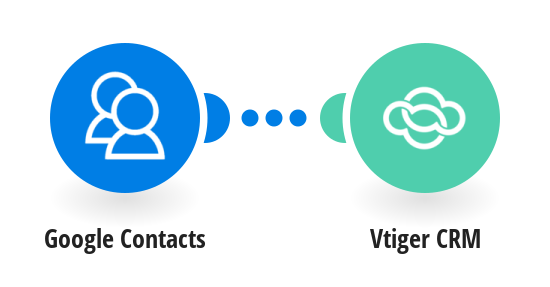 Add new Google Contacts to VTiger CRM
