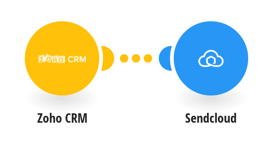 Create Sendcloud parcels from new Zoho CRM sales orders