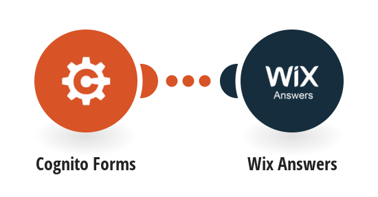 Create a new Wix Answers ticket from a Cognito Forms entry