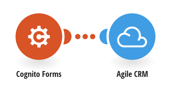 Create a new Agile CRM contact from a new Cognito Forms entry