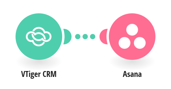 Create Asana tasks from new VTiger CRM tasks
