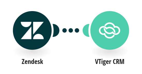 Create VTiger CRM tasks from new Zendesk tickets